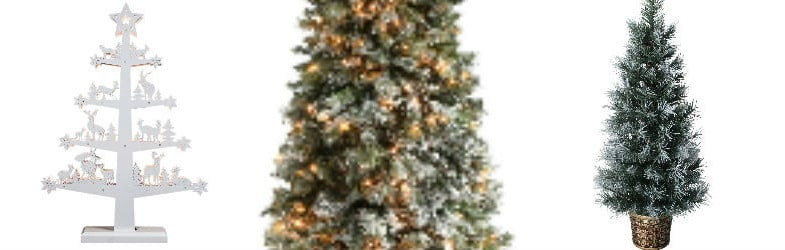 top rated white christmas trees reviewed