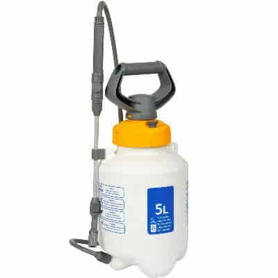 Hoselock 5 litre pressure sprayer is made with quality in mind, more expensive than other  sprayers but designed for extensive use.  Its has last drop technology to ensure every last drop of liquid is used.  Ideal for professional gardeners or someone looking for a very high quality product