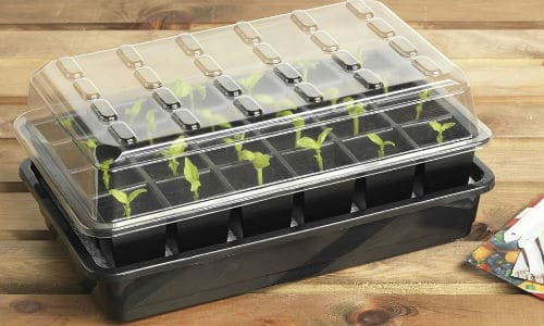 Garland self watering propagator review