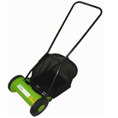 The Handy Push Mower review