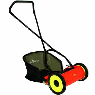 wolf-garten push mower