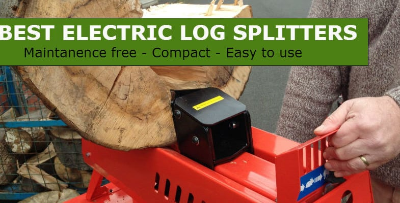 Best Electric log splitter reviews