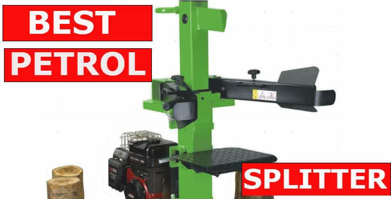 Best petrol log splitter reviewed