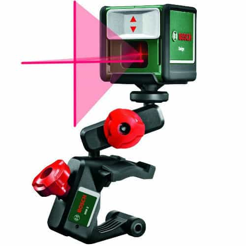 Bosch Quigo Cross Line Laser Level review
