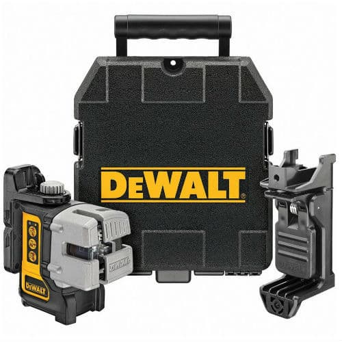 DeWalt 3-Way Self-Levelling Ultra Bright Multi-Line Laser review