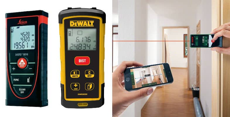 laser tape measure review guide