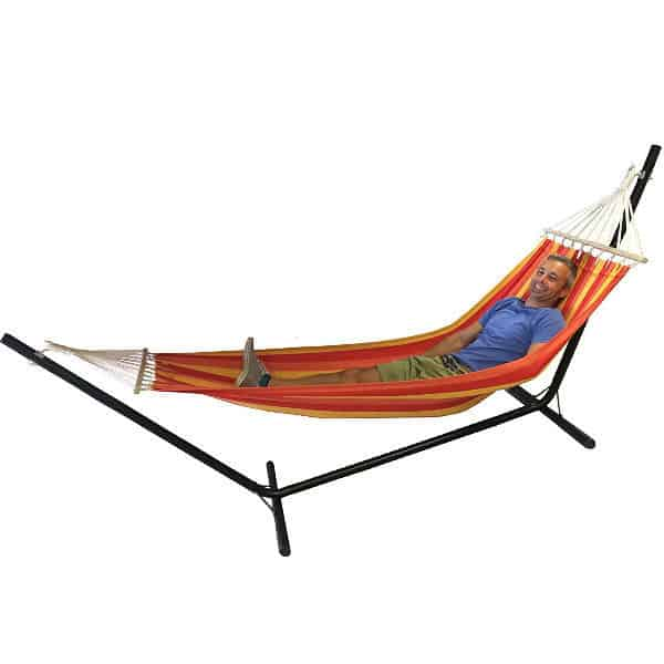 Gift idea - Luxury Hammock with Steel Stand