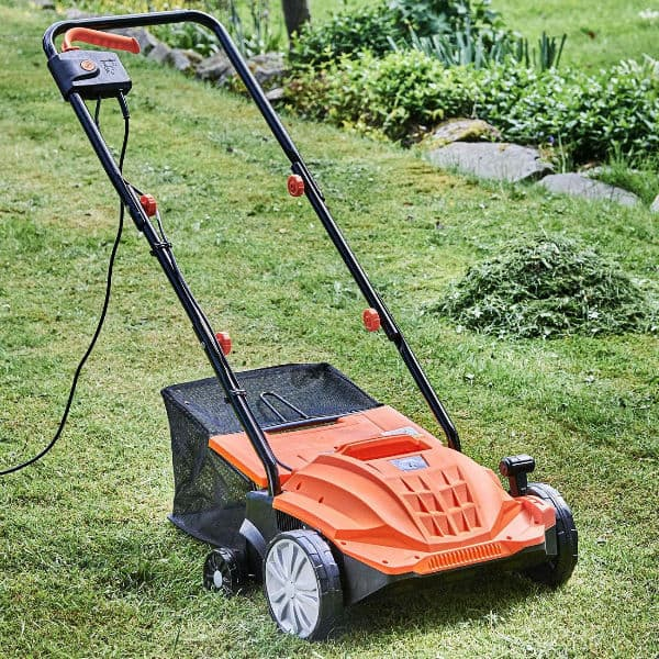 Vonhaus 2 in 1 Electric Lawn Raker Scarifier - Best for under £100