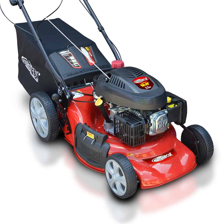 frisky-fox-plus-20inch-5-5hp-self-propelled-petrol-lawn-mower