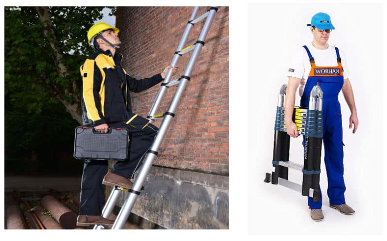 The Best Telescopic Ladder – 6 Top Picks and Reviews
