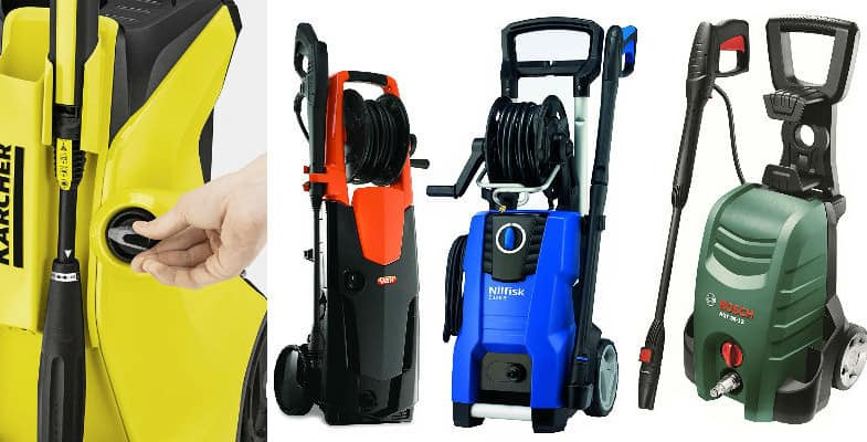 best pressure washer - 7 of the best pressure washers
