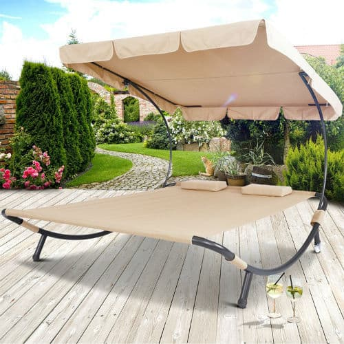 Miadomodo Sun Lounger Double Day Bed Hammock Review