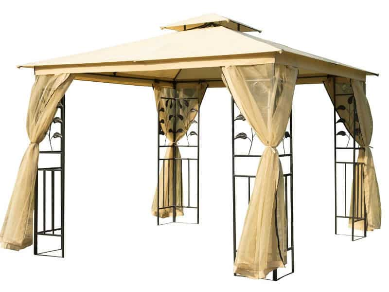 Outsunny 3m x 3m Gazebo Marquee