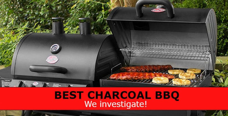 The Best Charcoal BBQ 2019 & Top 9 Barbecue Reviews