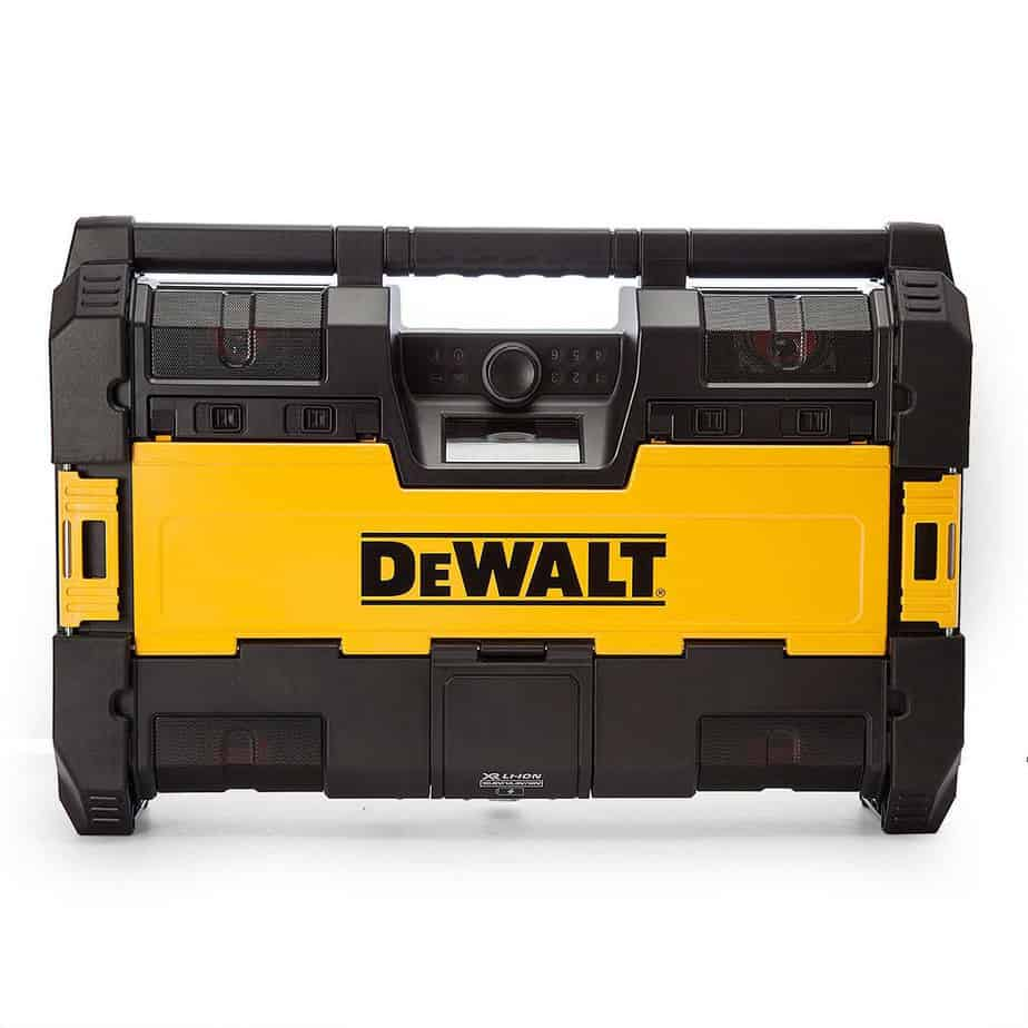 DEWALT DWST1-75663-GB Toughsystem Radio Review