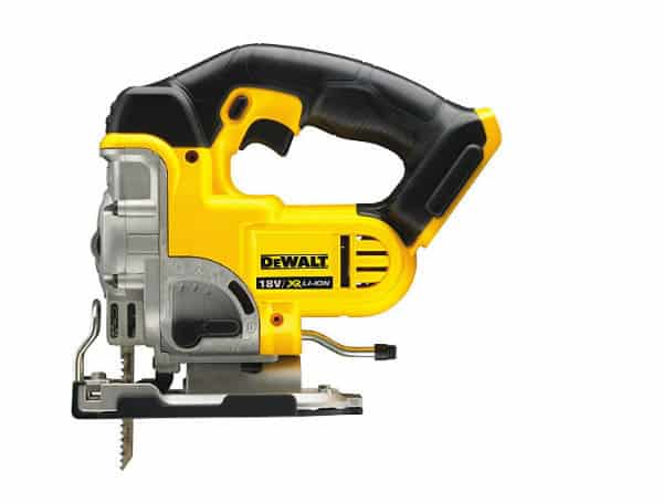 DeWalt 18V XR Lithium-Ion Jigsaw Review