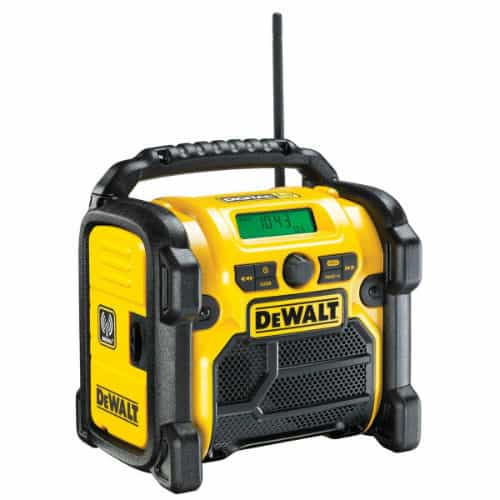 DeWalt DCR020-GB Compact Jobsite DAB Radio Review