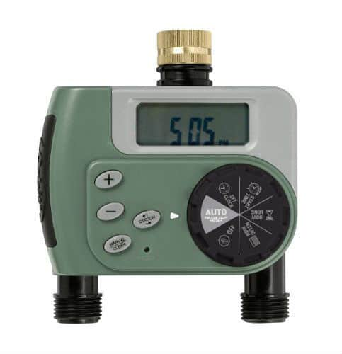 Orbit 94148 Buddy II Two-Port Digital Tap Timer Review