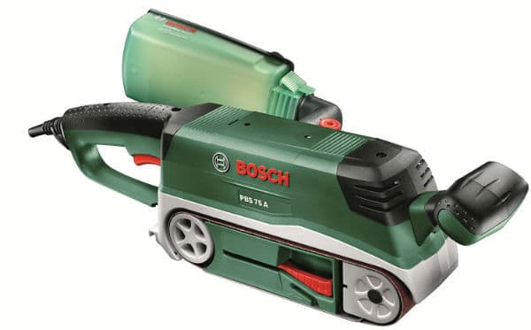 Bosch PBS 75 A Belt Sander Review