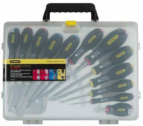 The Fatmax 12 Piece screwdriver set review