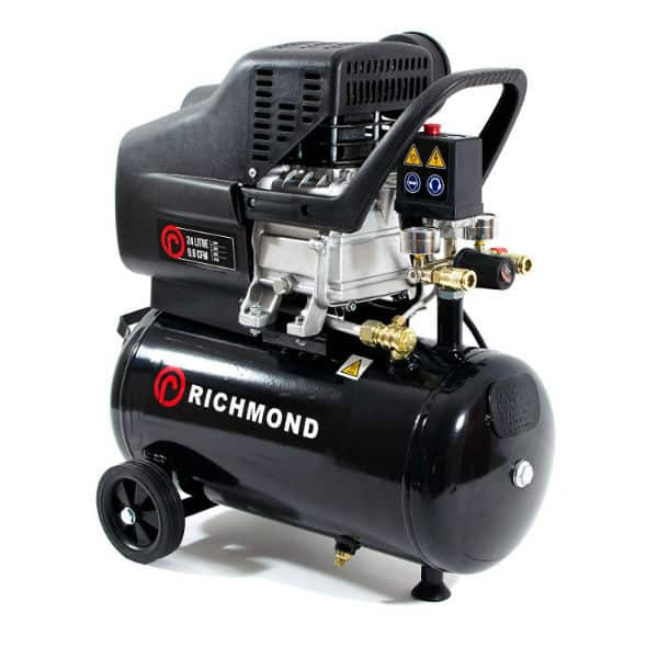 Richmond 24L 115 PSI Air Compressor Review