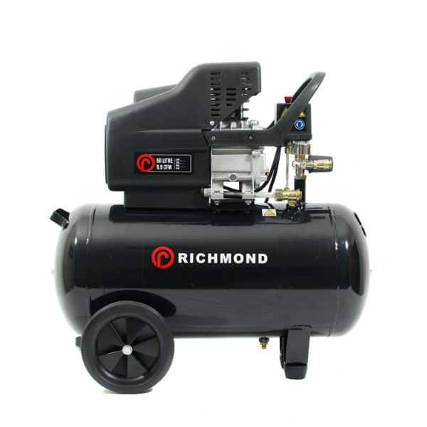 Richmond PAC-96-50 Air Compressor Review