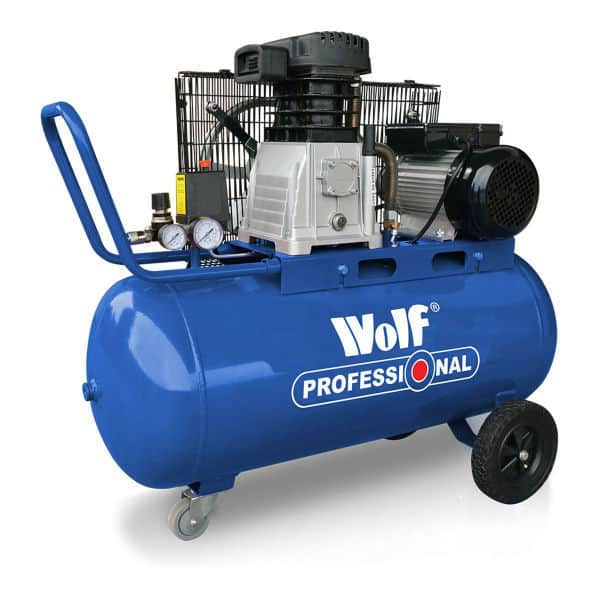 Wolf Dakota 90L Twin Cylinder Pump Air Compressor Review