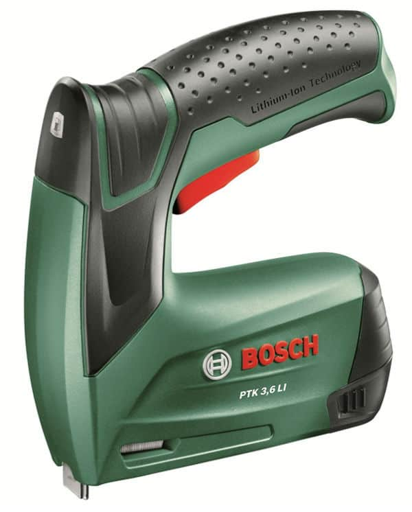 Bosch PTK 3.6 LI Cordless Tacker Review