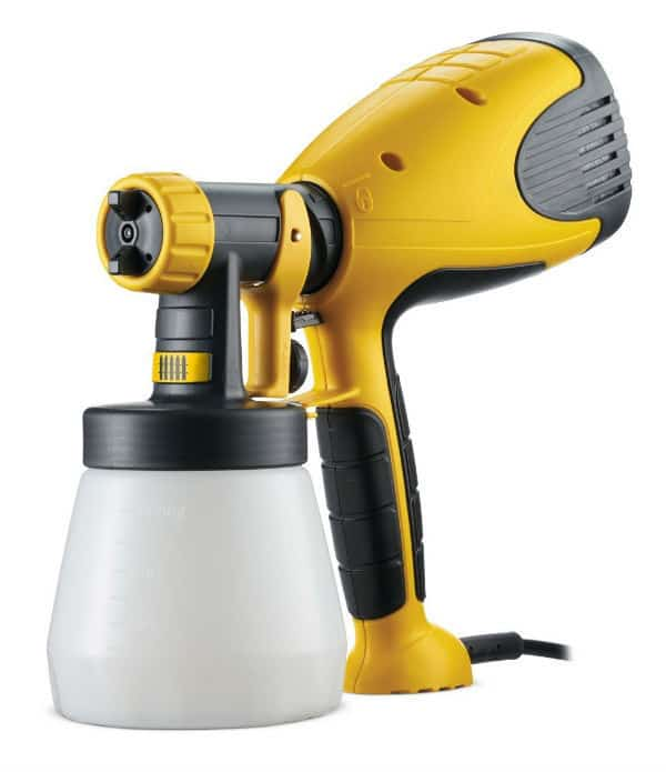 WAGNER W100 Wood & Metal Electric Paint Sprayer Review