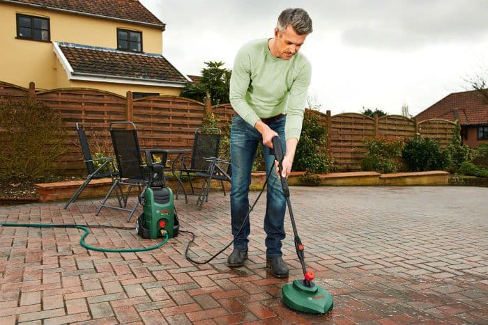 Bosch AQT 37-13 Plus High Pressure Washer Review