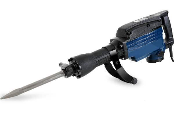 EBERTH 1600 Watt Demolition Hammer Review