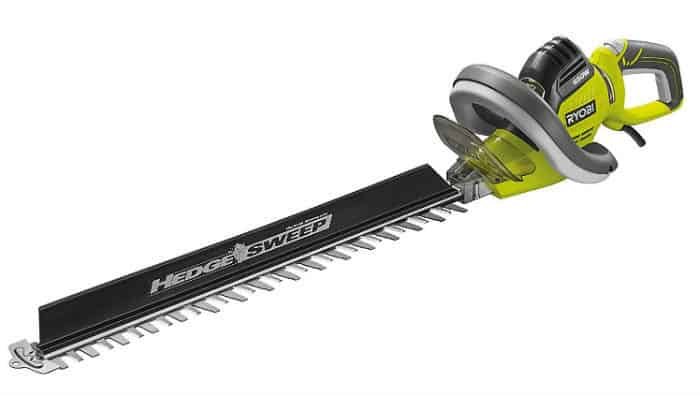 Ryobi RHT6560RL 650w Hedge Trimmer Review