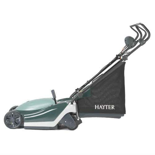 Hayter 615 Spirit 41 Push Rear Roller 41cm Electric Mower Review