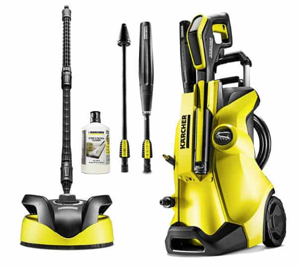 Kärcher K4 Full Control Home Pressure Washer Review