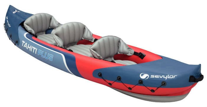 Sevylor Inflatable Kayak Tahiti Plus Review
