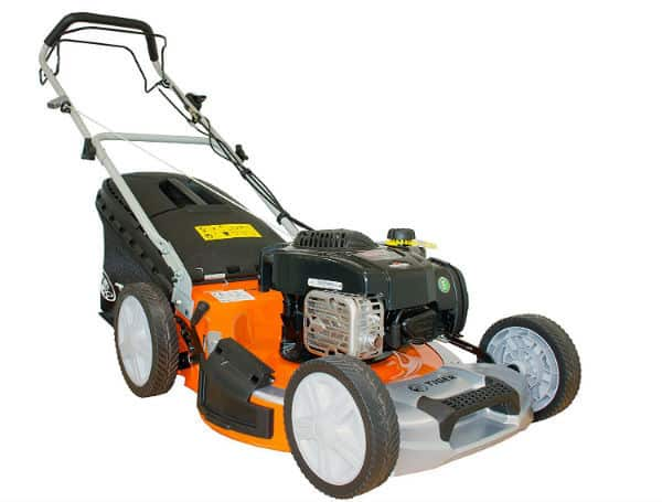 Tiger TM5120SP 51cm Self Propelled Petrol Lawn Mower Review