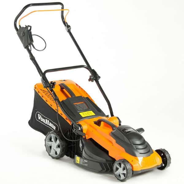 VonHaus 1800W Lawnmower Review