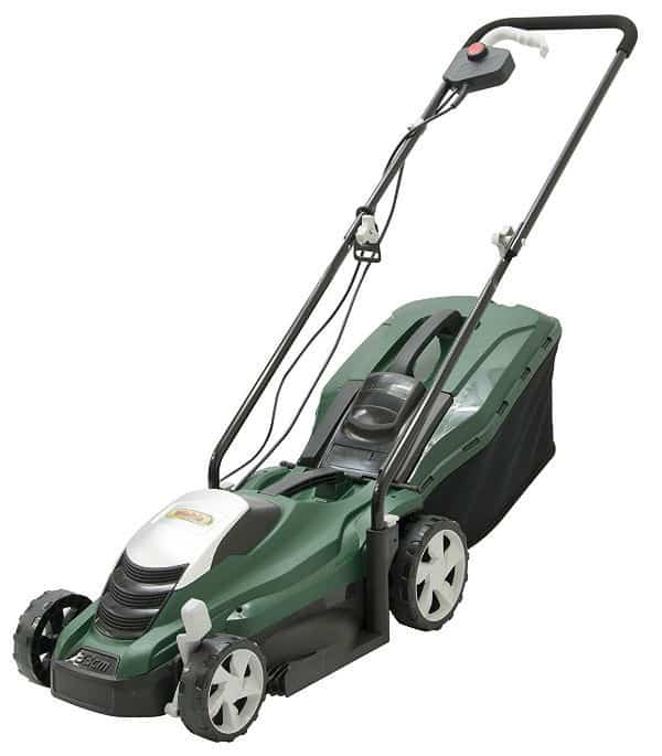 Webb WEER33 ER33 Lawnmower Review