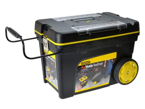 Stanley 192902 Professional Mobile Tool Chest Review