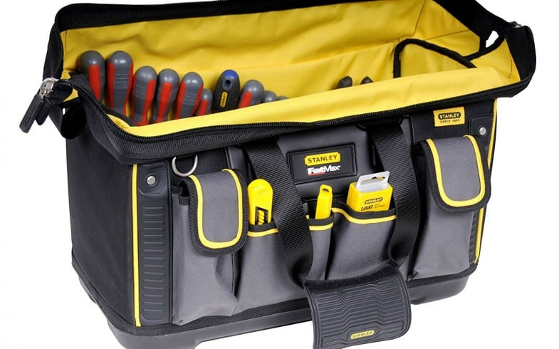 Best Tool Bag Reviews - 9 of the very best top rated tool bags