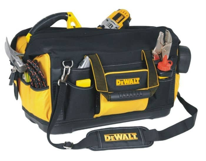 DeWalt 179209 Pro Open Mouth Bag Review