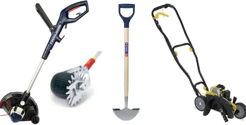 Our Best Lawn Edger & Top 6 Petrol & Manual Lawn Edging Tools