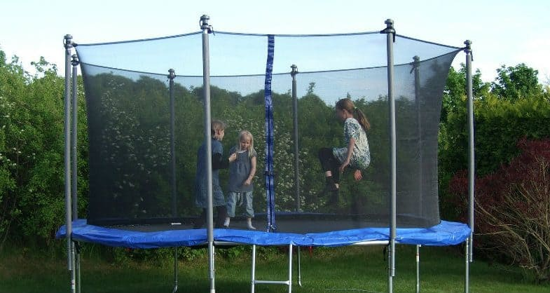 The Best Trampolines For Your Garden From £100