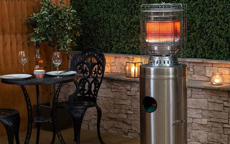 Best Patio Heater  – 9 Great models to consider from freestanding gas to hanging electric patio heaters