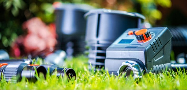 How to set up an automatic watering system in your garden