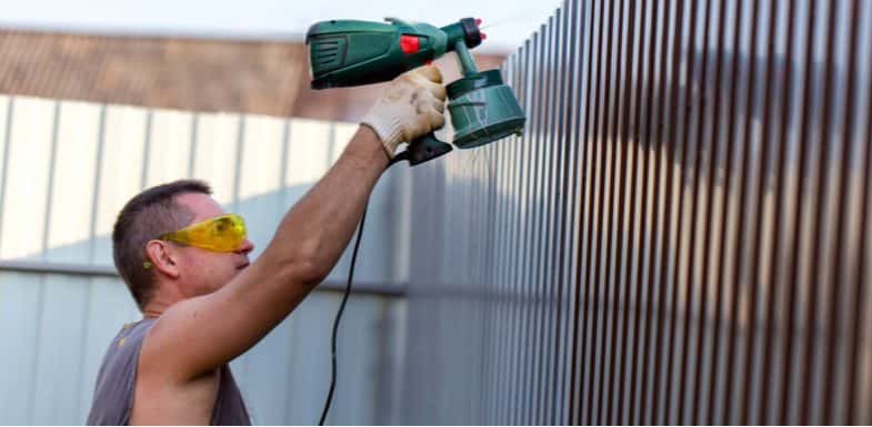 Top 5 Best fence sprayers to take the pain out of painting fences or decking
