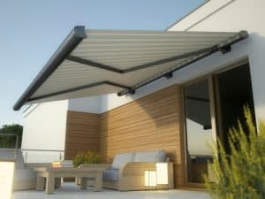 Garden awning conclusion