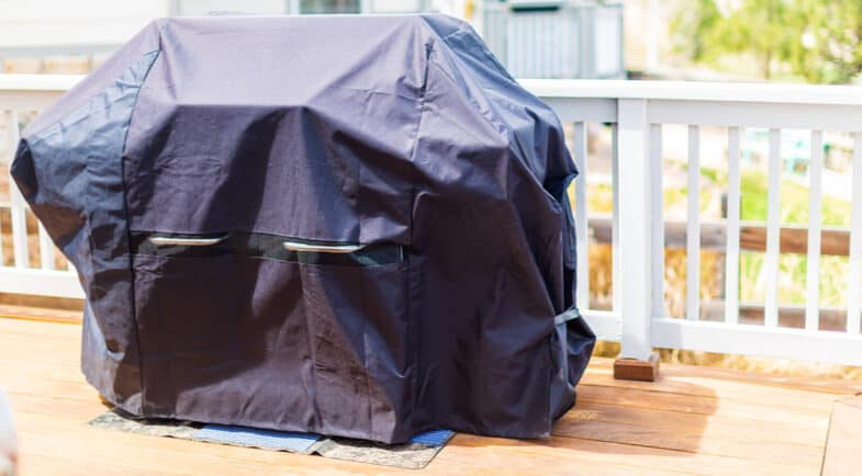 Top 5 best BBQ covers to protect your BBQ from the suns UV rays, rain and wind