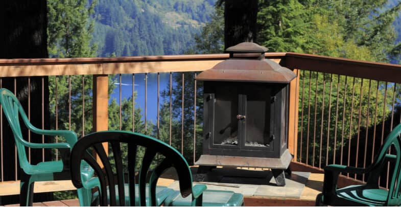6 Best Outdoor Fireplaces That Keep You Warm and Create a Real Talking Point In Your Garden